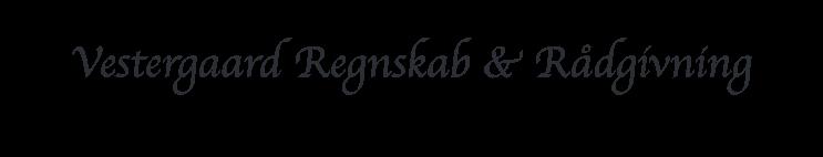 Vestergaard Regnskab & Rådgivning